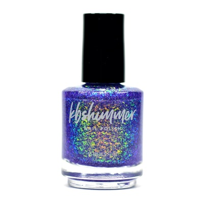 Zoom With a View Flakie Nail Polish