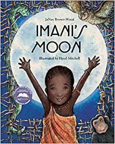 'Imani's Moon' by Janay Brown Wood