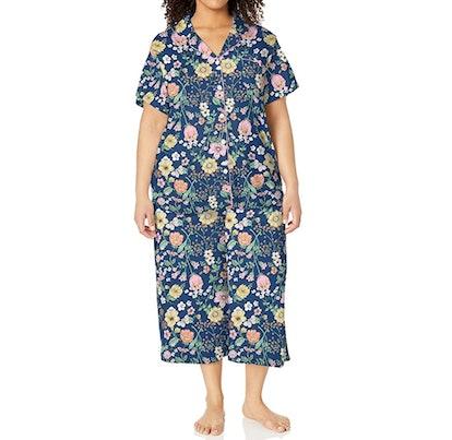 Karen Neuburger Crop Pajama Set