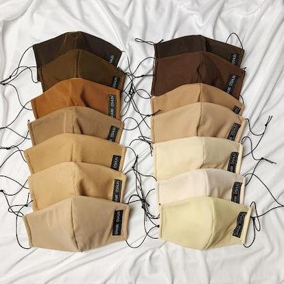 Shami Oshun's Fashion Masks