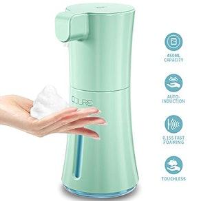 CQURE Automatic Soap Dispenser