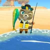'Animal Crossing' CJ Fishing Tourney July start time, rules, and prizes