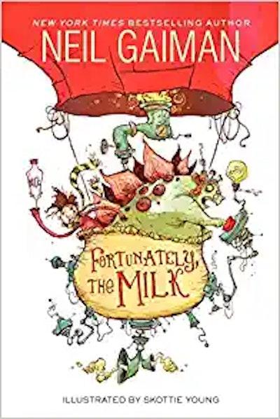 'Fortunately, The Milk' by Neil Gaiman