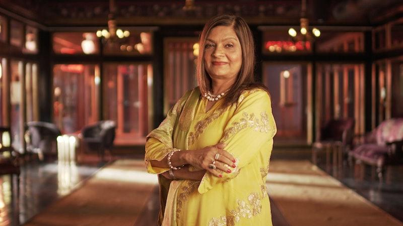 Host of Netflix show 'Indian Matchmaking'