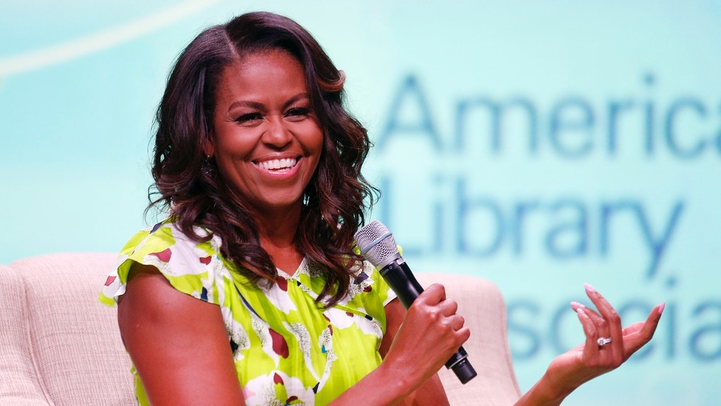 Michelle Obama's  2020 National Girlfriends Day Instagram is a celebration of friendship.