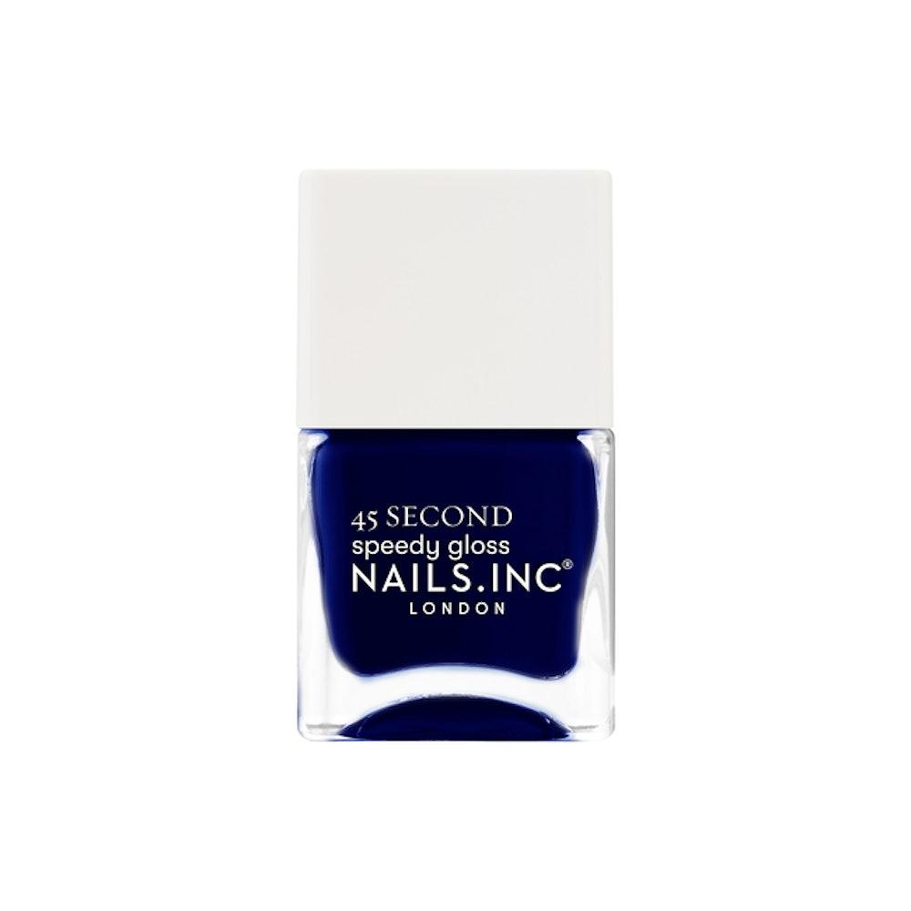 Nails INC. 45 Second Speedy Gloss