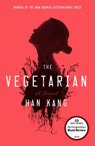 'The Vegetarian' by Han Kang
