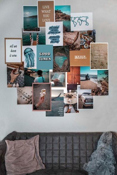 The Mini Travel Collage Kit