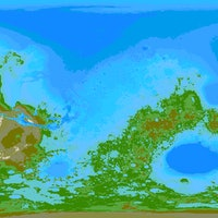 Mars map with water: incredible terraforming image shows Elon Musk's dream