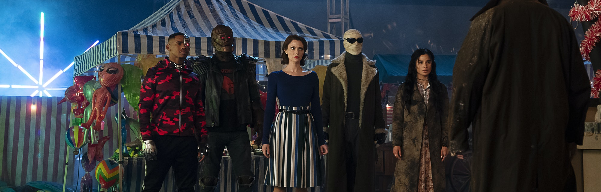 Doom Patrol Season 3 Release Date Trailer Cast Of Hbo Max S