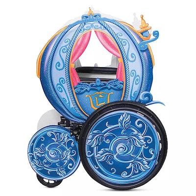 Cinderella's Coach (wheelchair cover)
