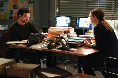 Giacomo Gianniotti weighs in on Meredith and DeLuca's future on Grey's Anatomy.