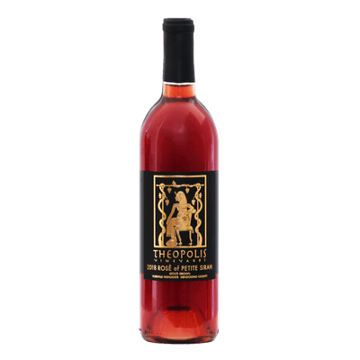 Rosé Of Petit Sirah