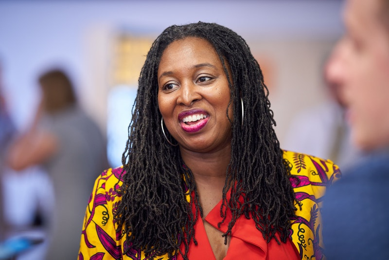 Dawn Butler, Labour's MP for Brent Central
