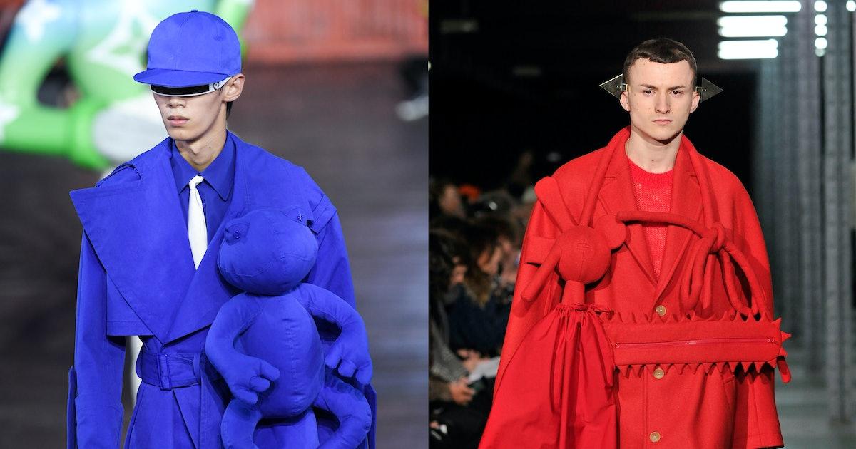 Fashion Designer Walter Van Beirendonck Calls Virgil Abloh A Copycat
