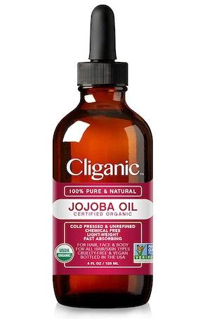 Cliganic USDA Organic Jojoba Oil (4 Fl. Oz.)