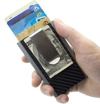Mosiyeef Metal Credit Card Wallet
