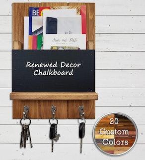 Renewed Decor & Storage Memo Chalkboard