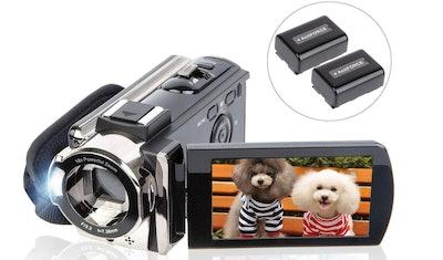 kicteck Video Camcorder