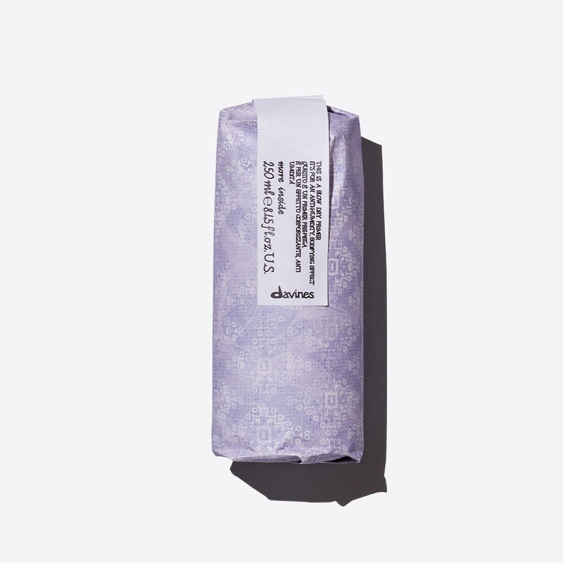 Davines' This is a Blow Dry Primer is everything you need for your at-home blowout