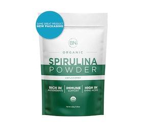 BN Labs Organic Spirulina Powder (7.93 Oz.)
