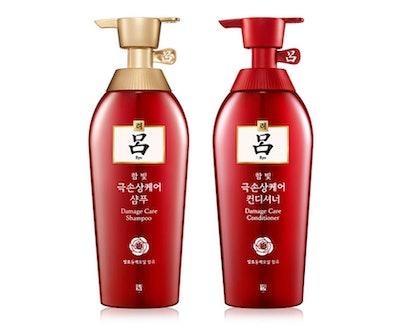 Ryoe Korean Herbal Anti Hairloss Damaged Hair Shampoo & Conditioner