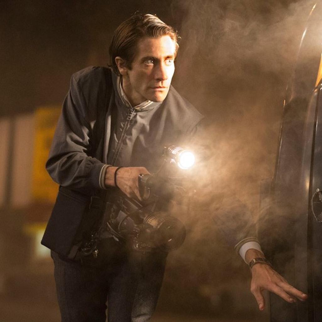 Jake Gyllenhaal in 'Nightcrawler'