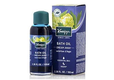 Kneipp Valerian & Hops Dream Away Bath Oil