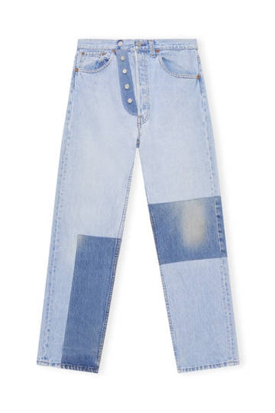 Upcycled 501 Jeans