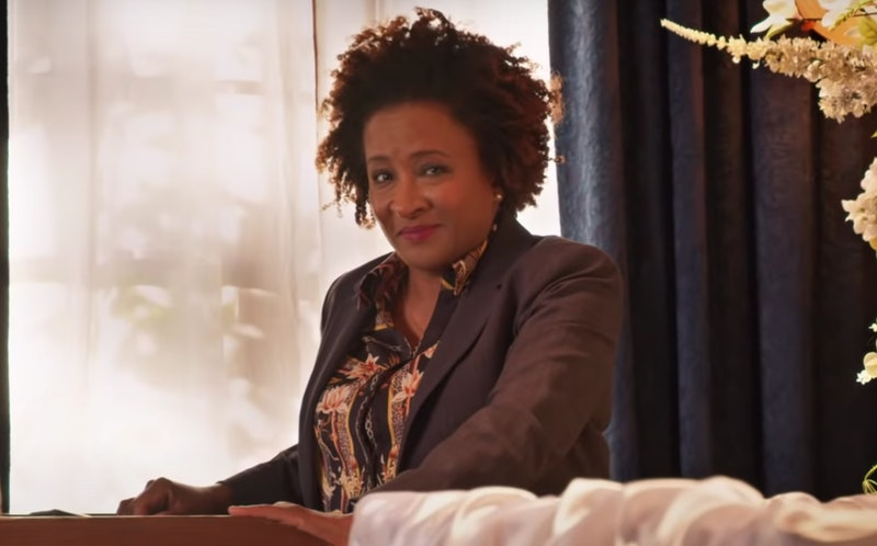 Wanda Sykes, one of the many celebs in the Mapleworth Murders cast.