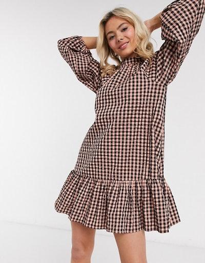 ASOS Design Smock Dress