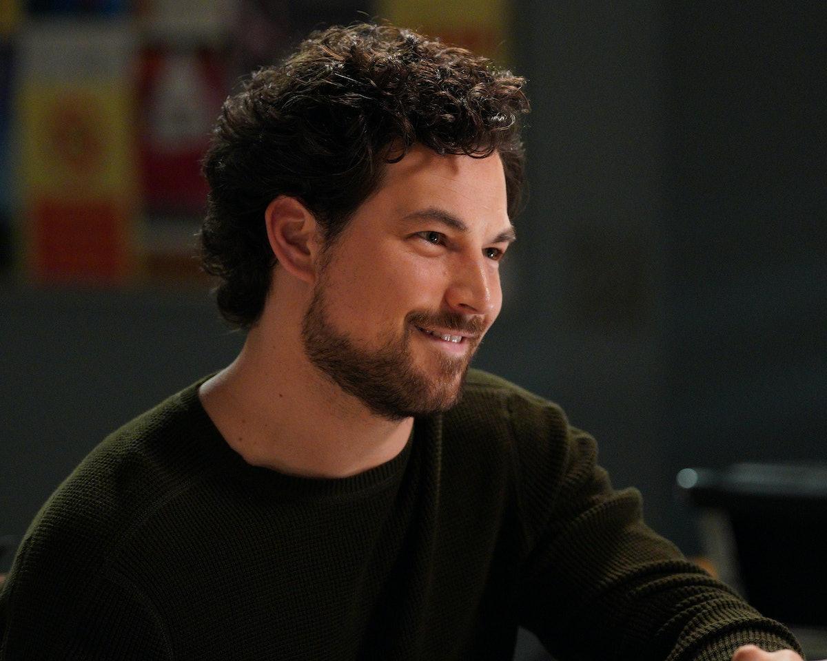 Giacomo Gianniotti in 'Grey's Anatomy'