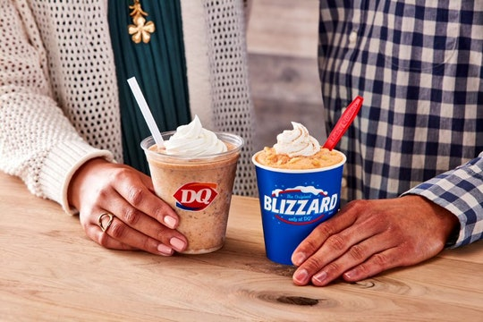 Dairy Queen's new pumpkin flavors are perfect for a cool fall treat.