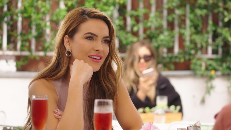 Chrishell Stause defended her Selling Sunset costar from online bullies.