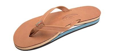 Rainbow Women's Double-Layer Sandals