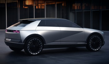 The Hyundai 45 concept