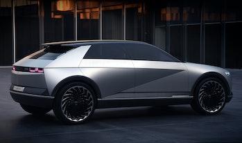The Hyundai 45 concept