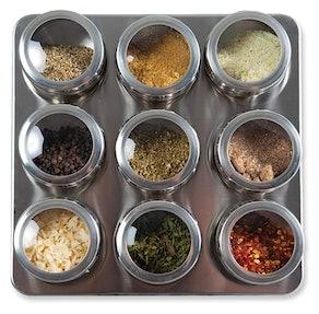 Uncluttered Designs Spice Rack Set