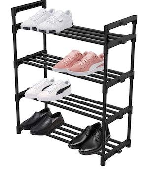 HHMC 4 Tier Shoe Rack