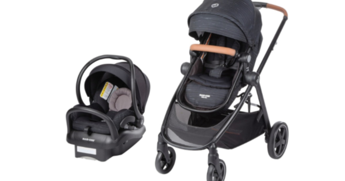 Car Seats & Strollers Are Hundreds Of Dollars Off At Nordstrom's Anniversary Sale