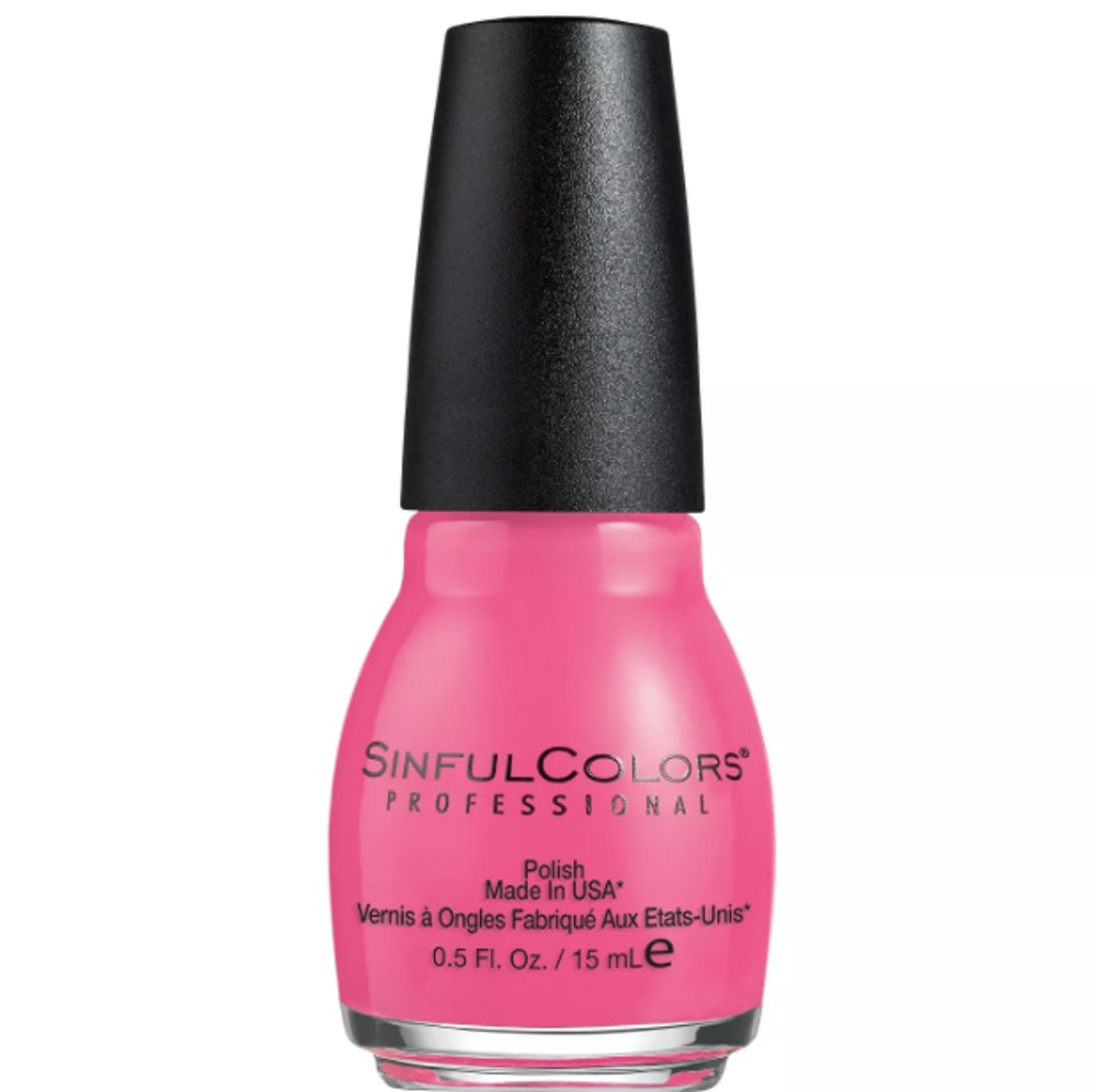 SinfulColors Professional Nail Polish In Pink