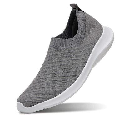 MATRIP Womens Comfort Elastic Sock Slip On Walking Shoes