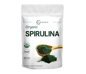 Micro Ingredients Spirulina Powder (16 Oz.)