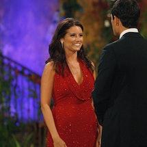 The Bachelor's Shannon Bair via ABC Press Site
