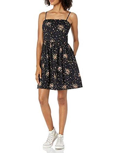 Goodthreads Georgette Smock-Back Cami Mini Dress