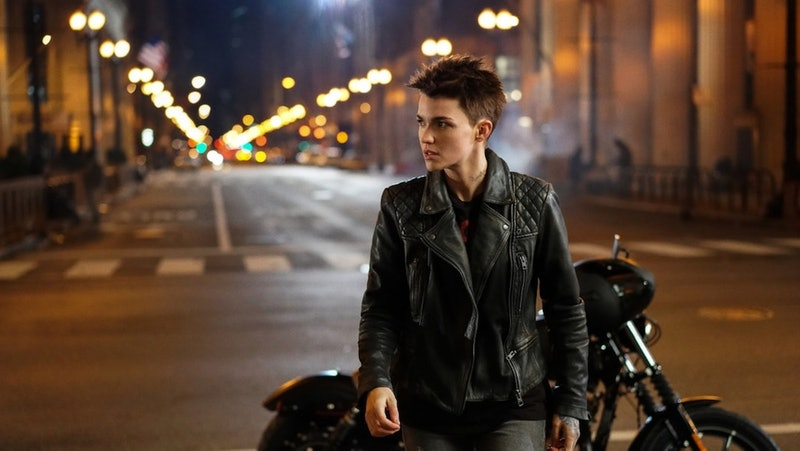 Ruby Rose opened up about her decision to leave 'Batwoman' after just one season in a new interview.