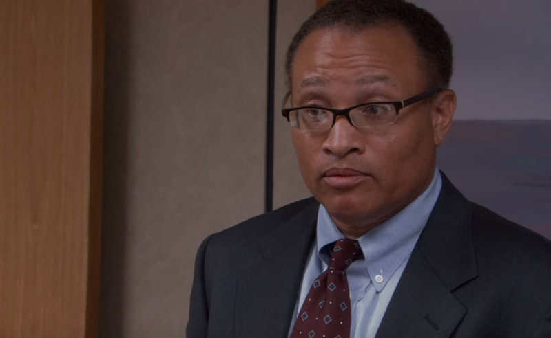 "Larry Wilmore discusses The Office episode ""Diversity Day"""