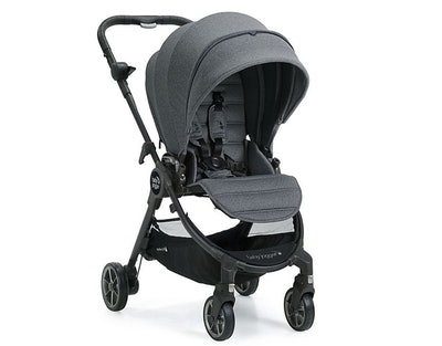 Baby Jogger City Tour LUX Stroller in Ash