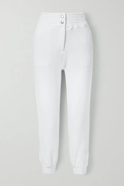 Element Stretch French Cotton-Terry Track Pants
