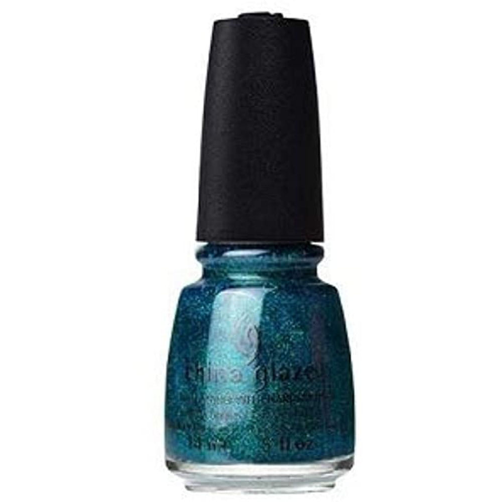 China Glaze Nail Lacquer In Give Me The Green Light